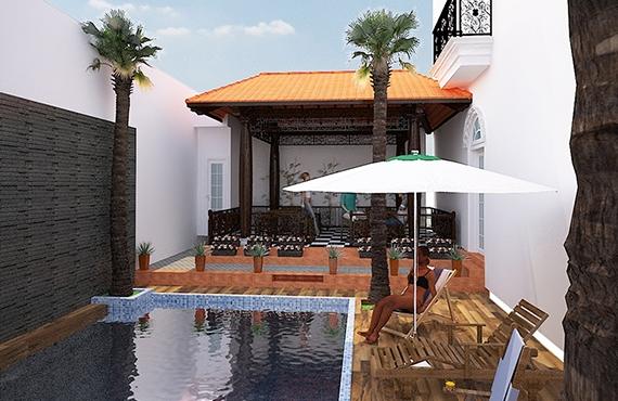 Khách sạn - resort