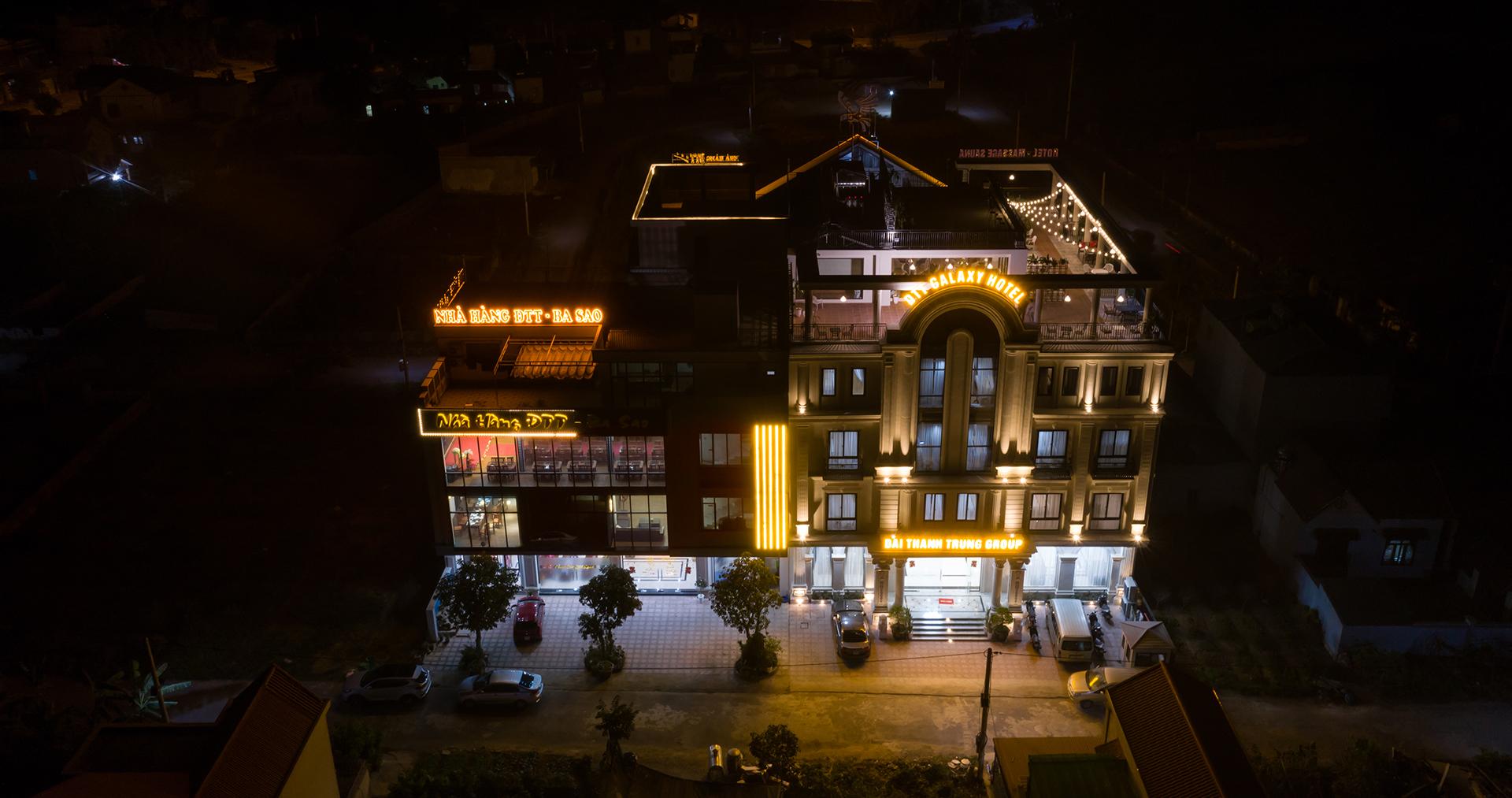 Dự án khách sạn DTT