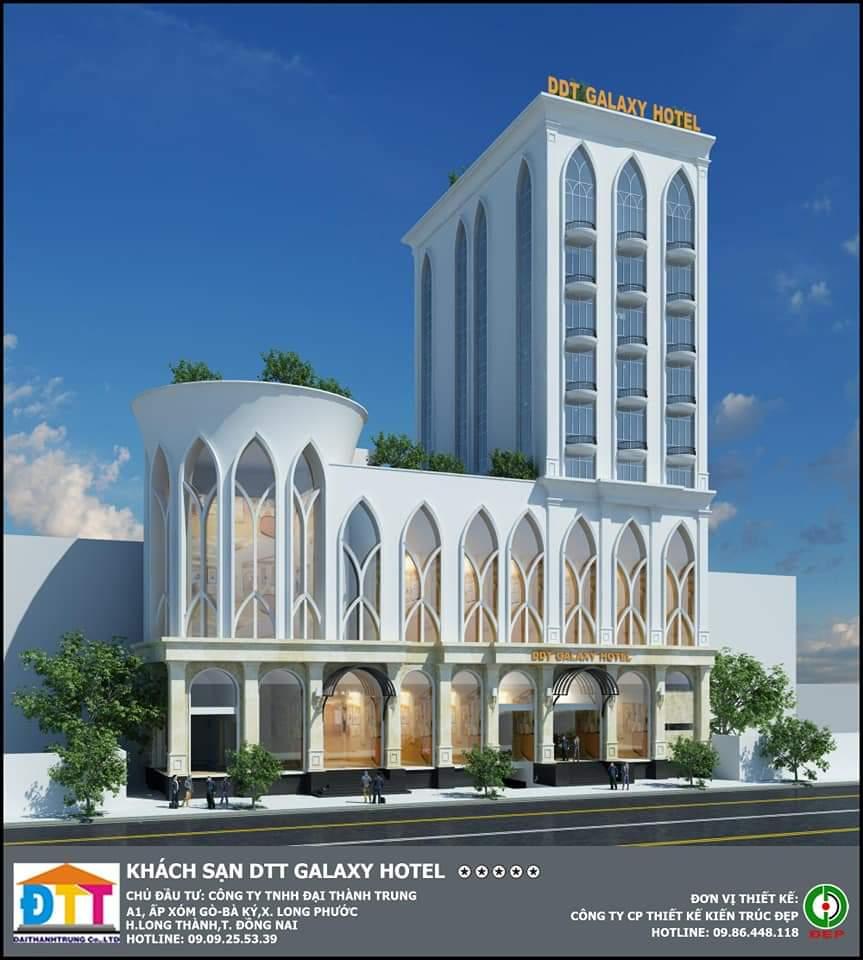 Dự án Khách Sạn Galaxy Hotel